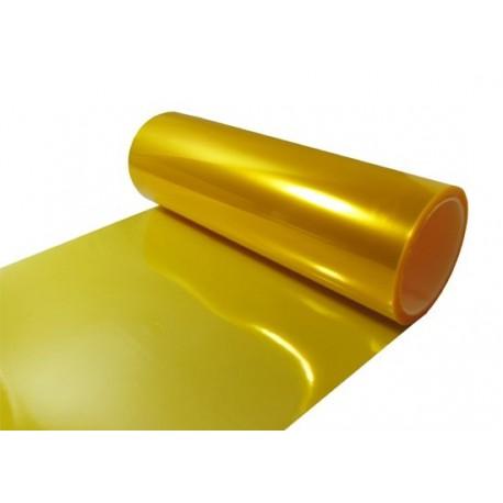 pellicola gialla per fari cafe racer ruggine cromo. Black Bedroom Furniture Sets. Home Design Ideas