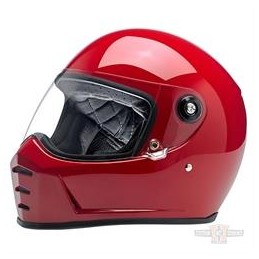 CASCO BILTWELL LANE SPLITTER NERO LUCIDO